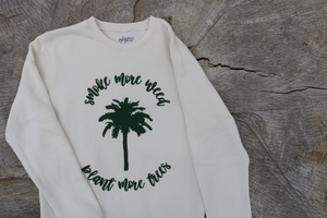 "HAZO ""Smoke More"" Crewneck (Unisex)"