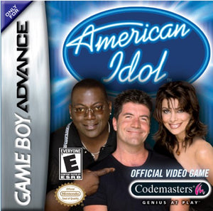 American Idol - GameBoy Advance (Game Only)