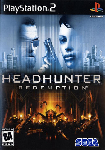 Headhunter Redemption - Playstation 2 (Complete In Box)