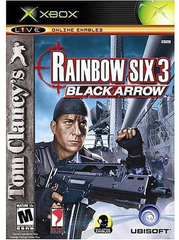 Rainbow Six 3 Black Arrow - Xbox (Complete In Box)