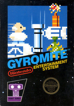 Gyromite - NES (Game Only)