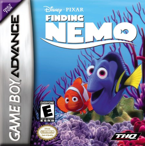 Finding Nemo - GameBoy Advance (Game Only)
