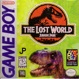 Lost World Jurassic Park - GameBoy (Complete In Box)