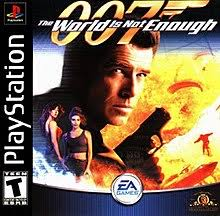 007 World is Not Enough - Playstation (Complete in Box)