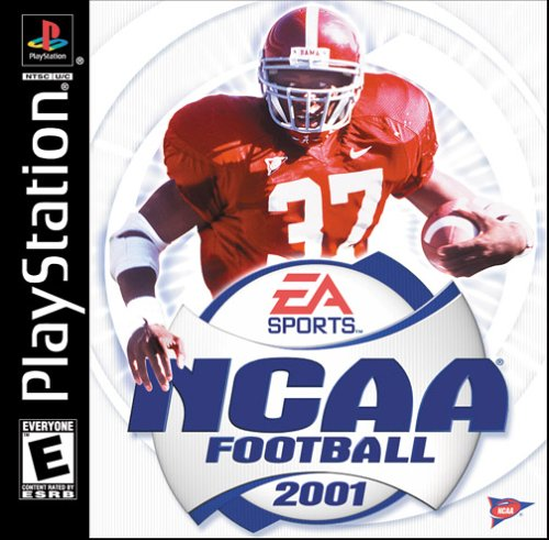 NCAA Football 2001 - Playstation (Complete in Box)
