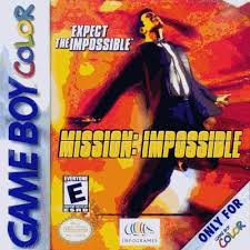 Mission Impossible - GameBoy Color (Game Only)
