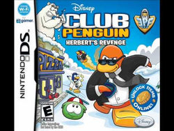 Club Penguin Elite Penguin Force: Herbert's Revenge - Nintendo DS (Game Only)