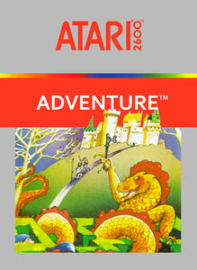 Adventure - Atari 2600 (Game Only)