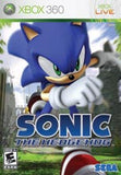 Sonic the Hedgehog - Xbox 360 (Complete In Box)