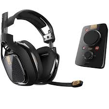 A40 TR Headset + Mixamp Pro TR - Astro Gaming (Complete in Box)
