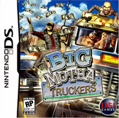 Big Mutha Truckers - Nintendo DS (Game Only)
