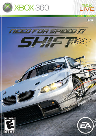 Need for Speed Shift - Xbox 360 (Game Only)