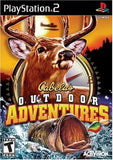 Cabela's Outdoor Adventures - Playstation 2 (Complete In Box)