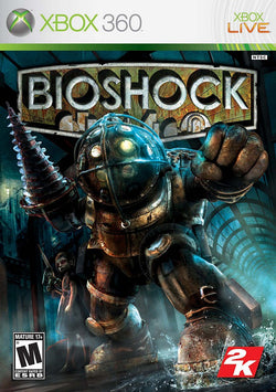Bioshock - Xbox 360 (Complete In Box)