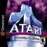 Atari Anniversary Edition - Sega Dreamcast (Complete in Box)