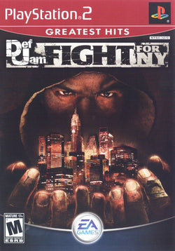 Def Jam Fight for New York - Playstation 2 (Complete In Box)