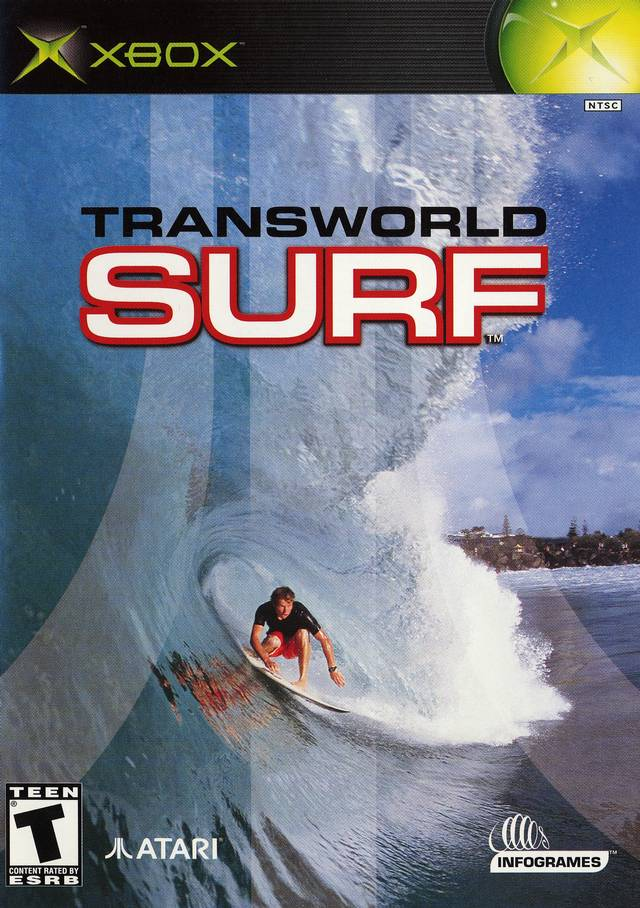 Transworld Surf - Xbox (Complete in Box)