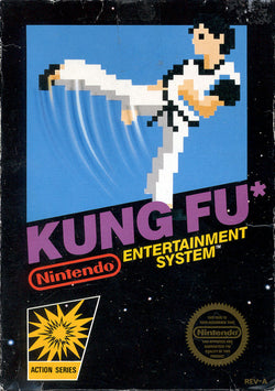 Kung Fu - NES (Game Only)