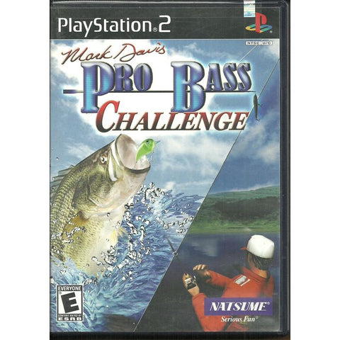 Mark Davis Pro Bass Challenge - Playstation 2 (Complete In Box)
