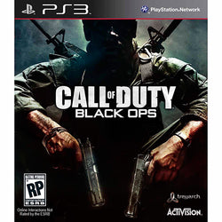 Call of Duty Black Ops - Playstation 3 (Complete In Box)
