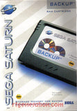 Backup RAM Cart - Sega Saturn (Complete in Box)