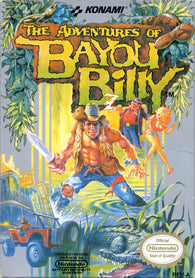 Adventures of Bayou Billy - NES (Game Only)