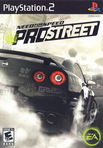 Need for Speed Prostreet - Playstation 2 (Complete In Box)