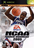 NCAA March Madness 2005 - Xbox (Complete in Box)