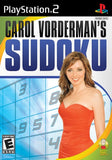 Carol Vorderman's Sudoku - Playstation 2 (Complete in Box)