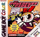 Powerpuff Girls Bad Mojo Jojo - GameBoy Color (Game Only, Worn Label)