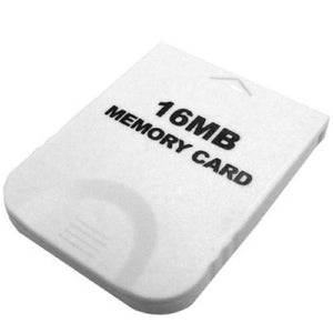 16MB Gamecube Memory Card (New)