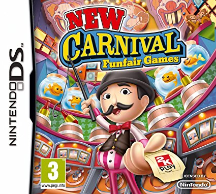 New Carnival Games - Nintendo DS (Game Only)