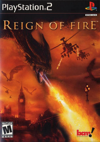 Reign of Fire - Playstation 2 (Complete In Box)