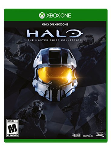 Halo: The Master Chief Collection - Xbox One (Complete in Box)