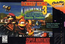 Donkey Kong Country 3 - Super Nintendo (Game Only-Used)