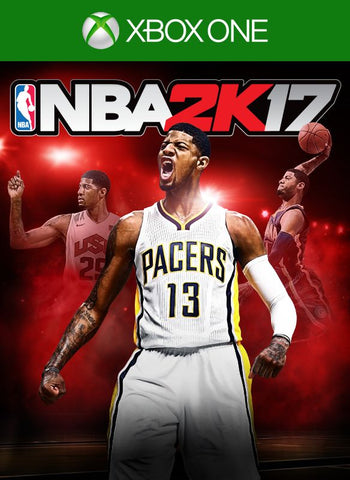 NBA 2K17 - Xbox One (Complete In Box)
