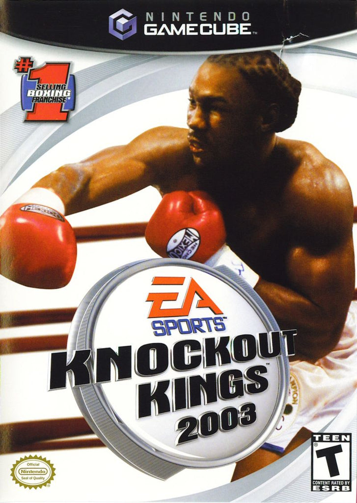 Knockout Kings 2003 - Gamecube (Complete In Box)