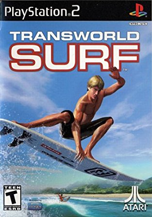 Transworld Surf - Playstation 2 (Complete in Box)
