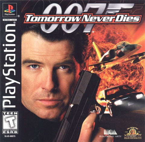 007 Tomorrow Never Dies - Playstation (Game Only)