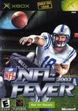 NFL Fever 2002 - Xbox (Complete in Box)