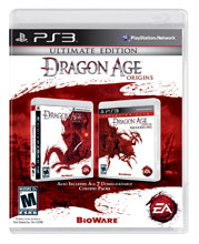 Dragon Age: Origins Ultimate Edition - Playstation 3 (Complete In Box)