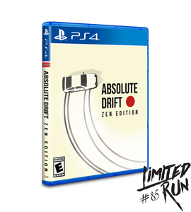 Absolute Drift  Zen Edition - Playstation 4 (New)