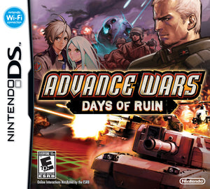 Advance Wars Days of Ruin - Nintendo DS (Game Only)