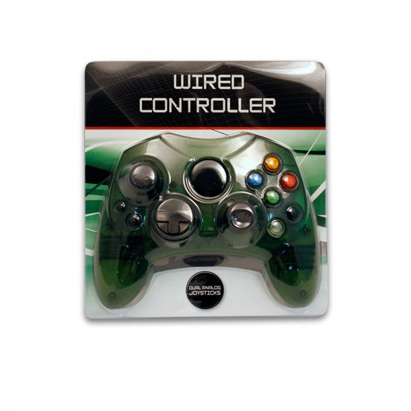 Wired Controller for Xbox (Green) (New)