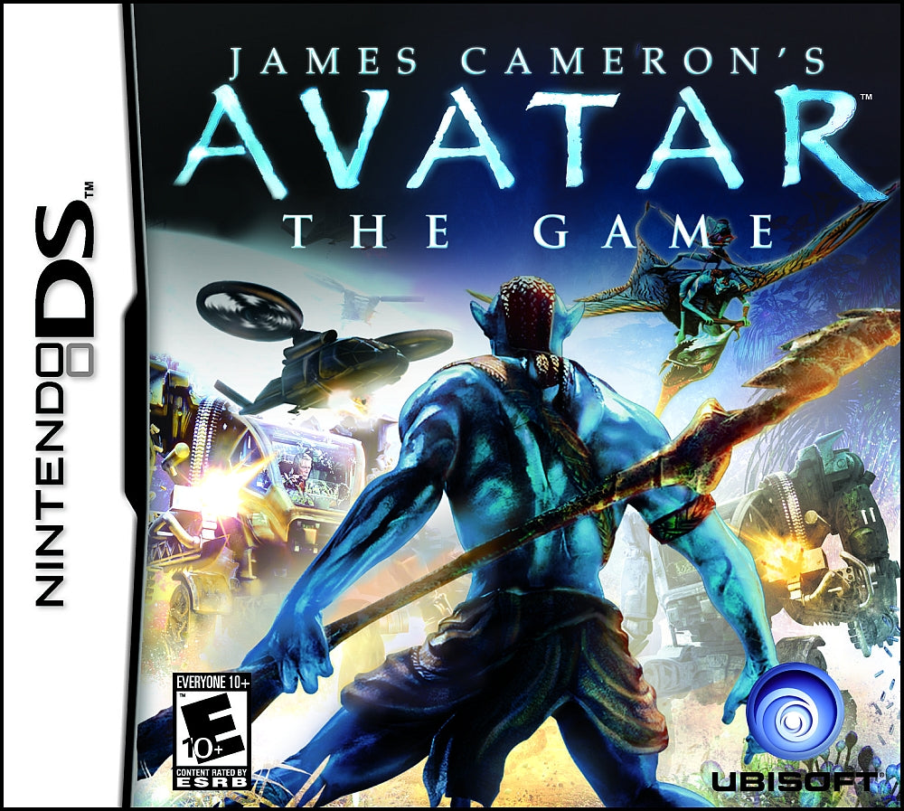 Avatar: The Game - Nintendo DS (Game Only)