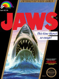 Jaws - NES (Game Only)
