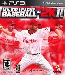 Major League Baseball 2K11 - Playstation 3 (Complete In Box)