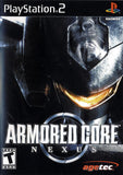 Armored Core Nexus - Playstation 2 (Complete in Box)