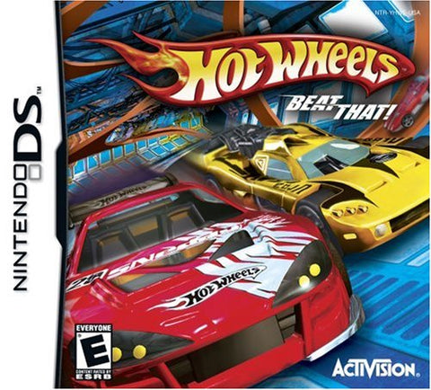 Hot Wheels Beat That - Nintendo DS (Game Only)