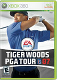 Tiger Woods 2007 - Xbox 360 (Complete In Box)